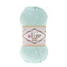 Пряжа Alize Cotton Gold Hobby, цвет № 514 (Светло-голубой)