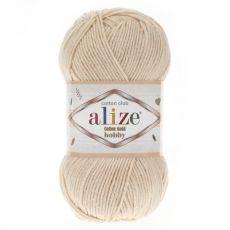 Пряжа Alize Cotton Gold Hobby, цвет № 67 (Молочно-бежевый)