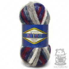 Пряжа Country New Ализе, цвет № 5491 (Морской)