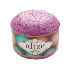 Пряжа Alize Diva Ombre Batik, цвет № 7244