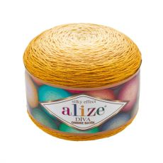 Пряжа Alize Diva Ombre Batik, цвет № 7358