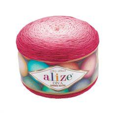 Пряжа Alize Diva Ombre Batik, цвет № 7367
