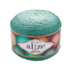 Пряжа Alize Diva Ombre Batik, цвет № 7369