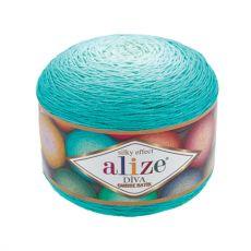 Пряжа Alize Diva Ombre Batik, цвет № 7370