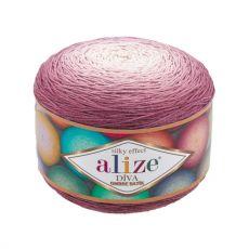Пряжа Alize Diva Ombre Batik, цвет № 7377