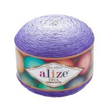 Пряжа Alize Diva Ombre Batik, цвет № 7378