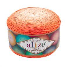 Пряжа Alize Diva Ombre Batik, цвет № 7413
