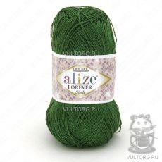 Пряжа Forever Simli Ализе, цвет № 35 (Зелёный)