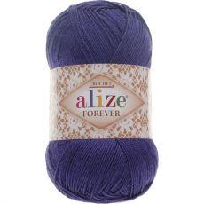 Пряжа Forever Ализе, цвет № 141 (Электрик)