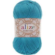 Пряжа Forever Ализе, цвет № 16 (Голубой сочи)
