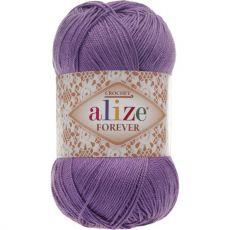 Пряжа Alize Forever, цвет № 622 (Фиолетовый)