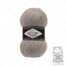 Пряжа Alize Lanagold Fine, цвет № 152 (Бежевый меланж)