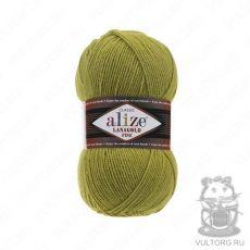 Пряжа Alize Lanagold Fine, цвет № 193 (Фисташка)