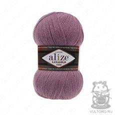 Пряжа Alize Lanagold Fine, цвет № 28 (Роза)