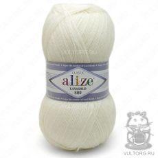 Пряжа Lanagold 800 Ализе, цвет № 450 (Жемчужный)