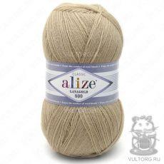 Пряжа Lanagold 800 Ализе, цвет № 05 (Бежевый)