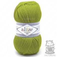 Пряжа Lanagold 800 Ализе, цвет № 193 (Фисташка)
