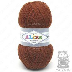 Пряжа Lanagold 800 Ализе, цвет № 91 (Кирпичный)