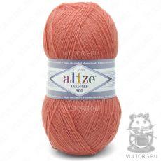 Пряжа Lanagold 800 Ализе, цвет № 154 (Коралловый)