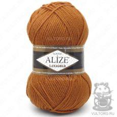 Пряжа Lanagold Ализе, цвет № 234 (Рыжий)