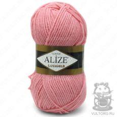 Пряжа Lanagold Ализе, цвет № 265 (Персик)