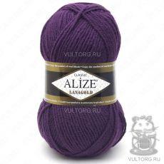 Пряжа Alize Lanagold, цвет № 111 (Фиолетовый)