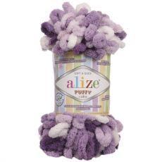 Пряжа Puffy Color Ализе, цвет № 5923