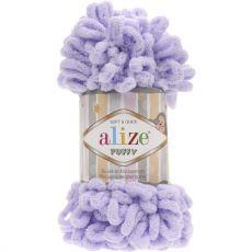 Пряжа Puffy Ализе, цвет № 146 (Лаванда)