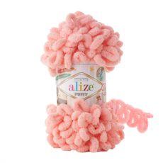 Пряжа Puffy Ализе, цвет № 529 (Персиковый)