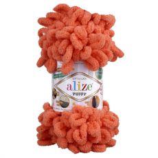 Пряжа Puffy Ализе, цвет № 619 (Коралловый)