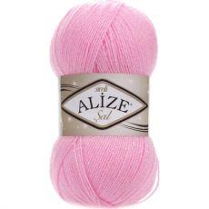 Пряжа Sal Simli Ализе, цвет № 191 (Розовый)