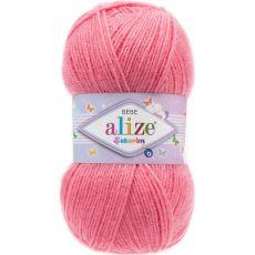 Пряжа Sekerim Bebe Ализе, цвет № 170 (Розовый леденец)
