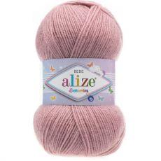 Пряжа Alize Sekerim Bebe, цвет № 315 (Розовый)