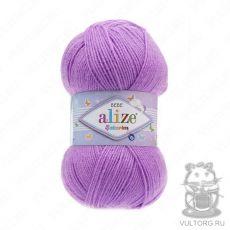 Пряжа Alize Sekerim Bebe, цвет № 290 (Багряник)