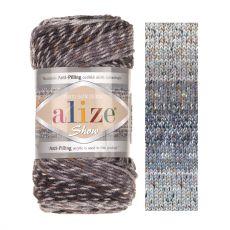 Пряжа Alize Show Punto Batik Design, цвет № 6356