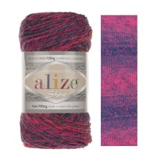 Пряжа Alize Show Punto Batik Design, цвет № 6670