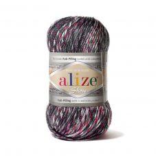 Пряжа Alize Show Punto Batik Design, цвет № 6672