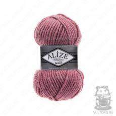 Пряжа Alize Superlana Maxi, цвет № 204 (Розовый)
