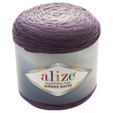 Пряжа Alize Superlana Midi Ombre Batik, цвет № 7270