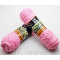 Пряжа БестВул, цвет № 02 (Светло-розовый)