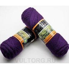 Пряжа БестВул, цвет № 13 (Фиолетовый)