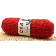 Пряжа Белочка, цвет № 07 (Красный)
