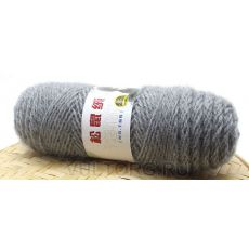 Пряжа Пушистая Белочка, цвет № 11 (Серый)