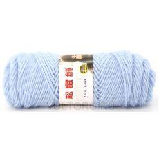 Пряжа Белочка, цвет № 30 (Светло-голубой)