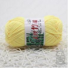 Пряжа Хлопок с бамбуком, цвет № 006 (Цыпленок)