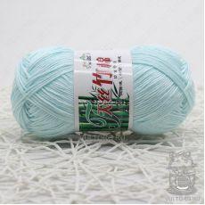 Пряжа Хлопок с бамбуком, цвет № 016 (Светло-голубой)