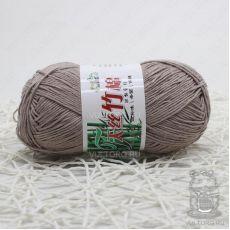 Пряжа Хлопок с бамбуком, цвет № 017 (Капучино)