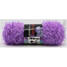 Пряжа Пух Феникса, цвет № 24 (Фиолетовый)