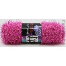 Пряжа Пух Феникса, цвет № 27 (Пурпурная пудра)