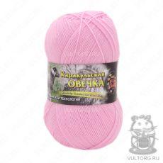 Пряжа Каракульская овечка Color City, цвет № 2107 (Розовый)